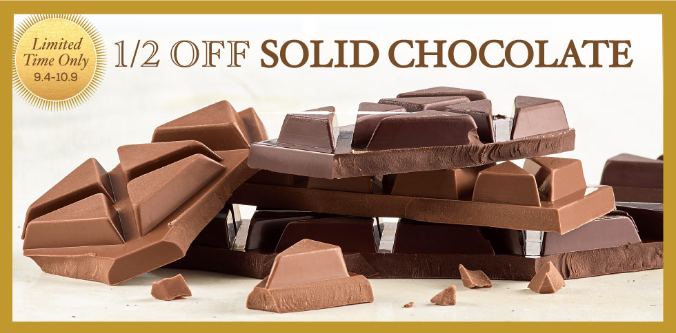 Solid Chocolate