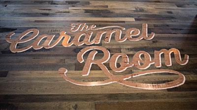 The Caramel Room