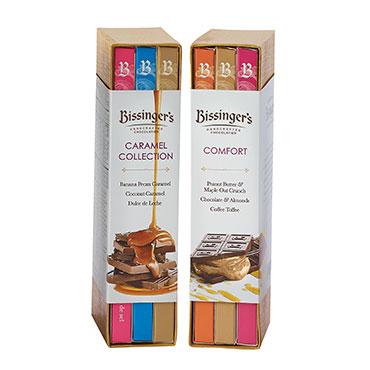 chocolate bar flight gift sets bissinger 39 s handcrafted chocolatier. Black Bedroom Furniture Sets. Home Design Ideas