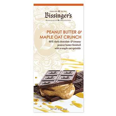 Home » Fine Chocolates » Chocolate Bars » Peanut Butter Crunch